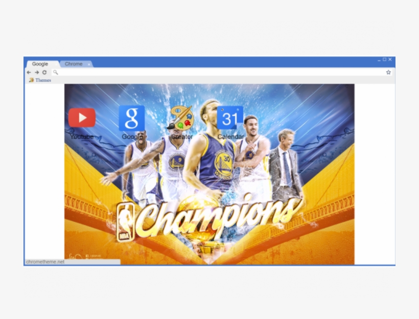 Golden State Warriors Nba Champions 2018, transparent png #302309
