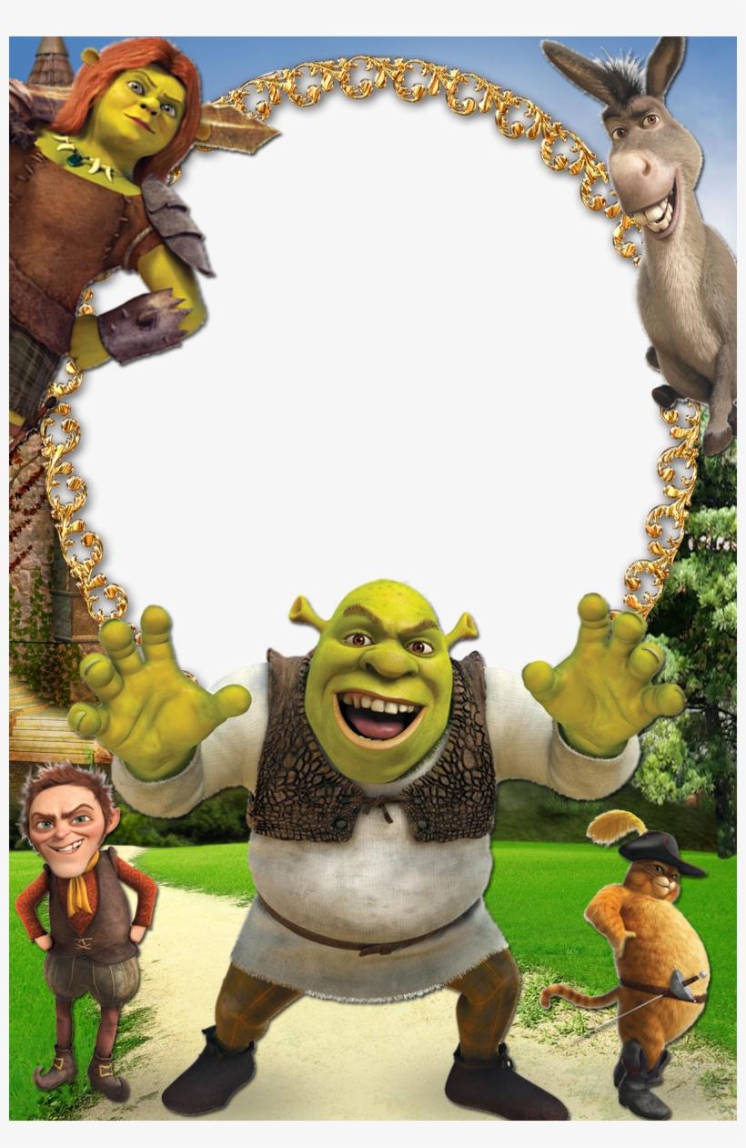 Segunda-feira, 2 De Julho De - He Protec He Attac Shrek, transparent png #303506