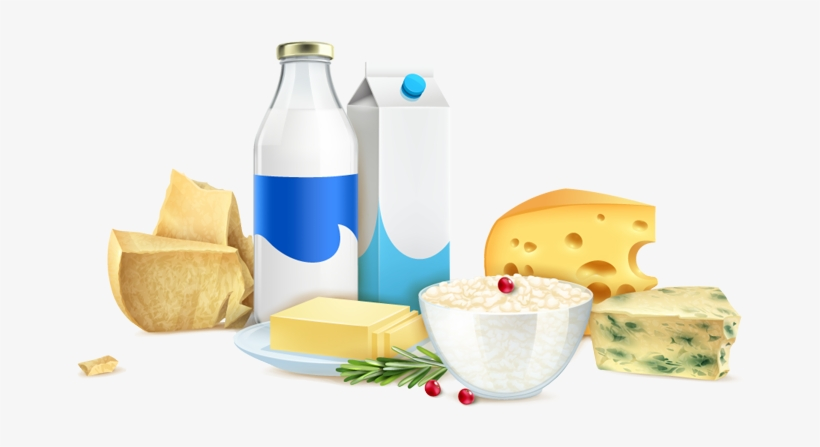 Picture Free Download Home Processors Association Of - Milk And Milk Products Png, transparent png #303701