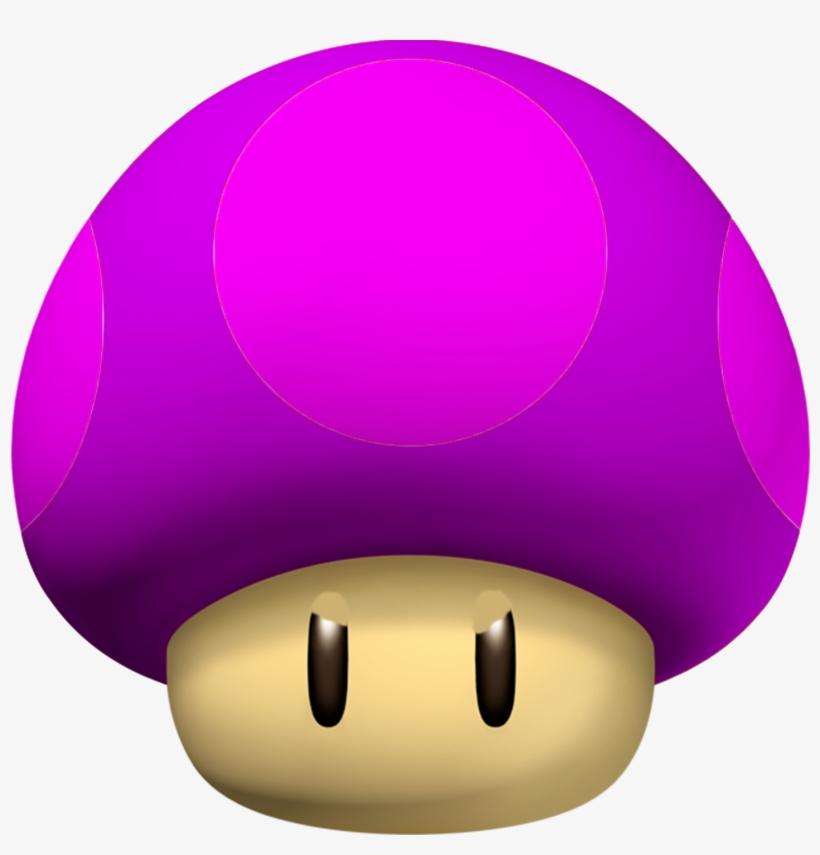 File History Super Mario Mushroom Free Transparent Png