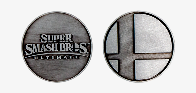 Ultimate Game There And Get An Exclusive Coin At Launch - Super Smash Bros Ultimate Best Buy Event, transparent png #304896