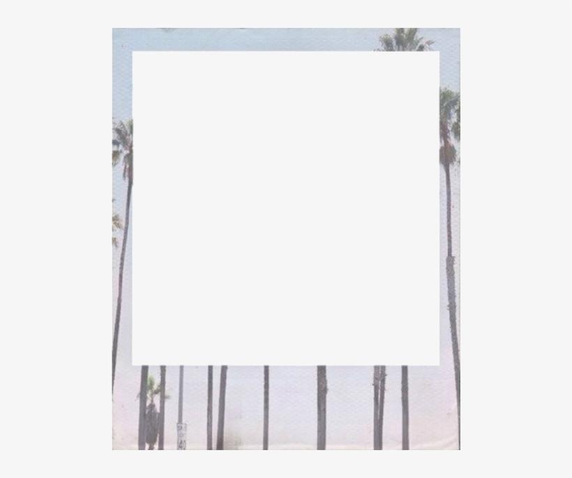 Polaroid And Polaroid Frame Image - Frame Polaroid We Heart, transparent png #306096