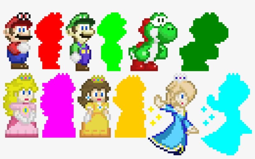 Super Smash Bros Ultimate - Super Smash Bros Ultimate Pixela, transparent png #306134