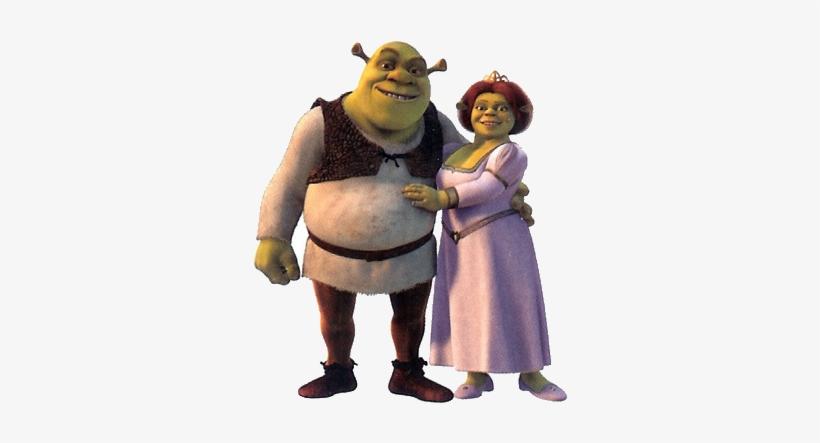 Madagascar And Shrek - Shrek 2 Movie Storybook; Nook Book; Author - Zuuka, transparent png #307112
