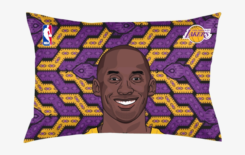 """Kobe Bryant Limited Edition """"mamba"""" Pillow Case - Cushion, transparent png #307603"""