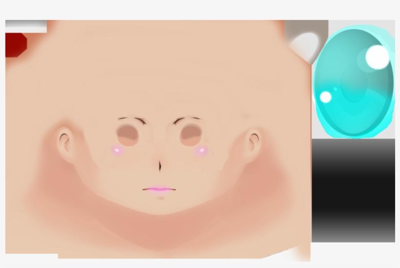 Hime Dere Face Texture Custom Face Yandere Simulator Free