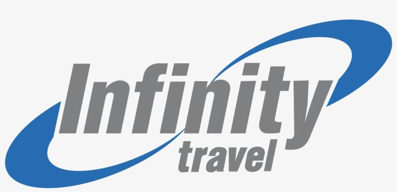 Infinity Travel Logo Png Transparent - Infinity Travel, transparent png #308414