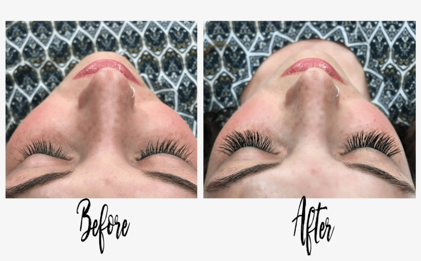 Eyelash Extentions - Wax. & Lash, transparent png #308474