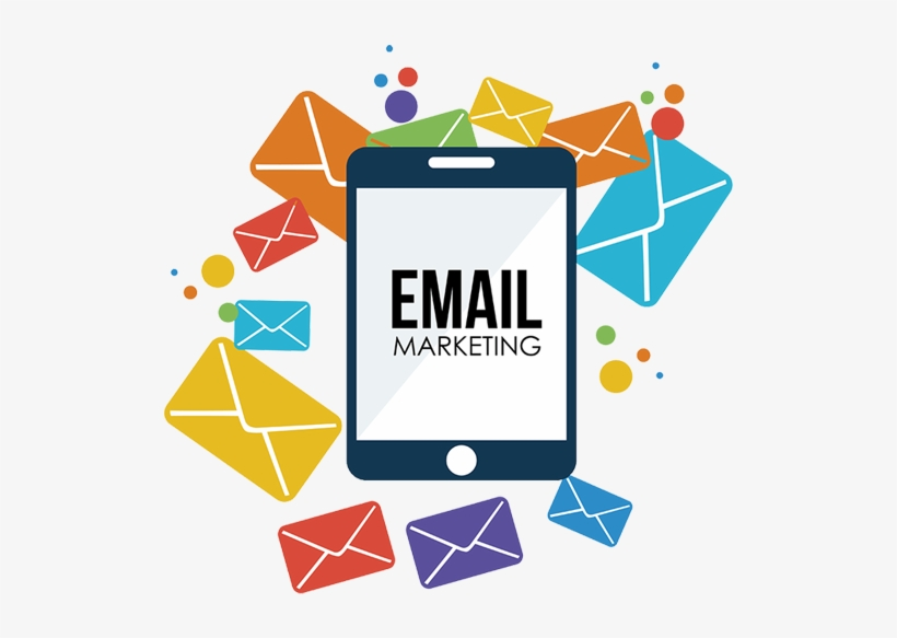 Email Marketing In Coimbatore - Email Marketing Images Png, transparent png #309433