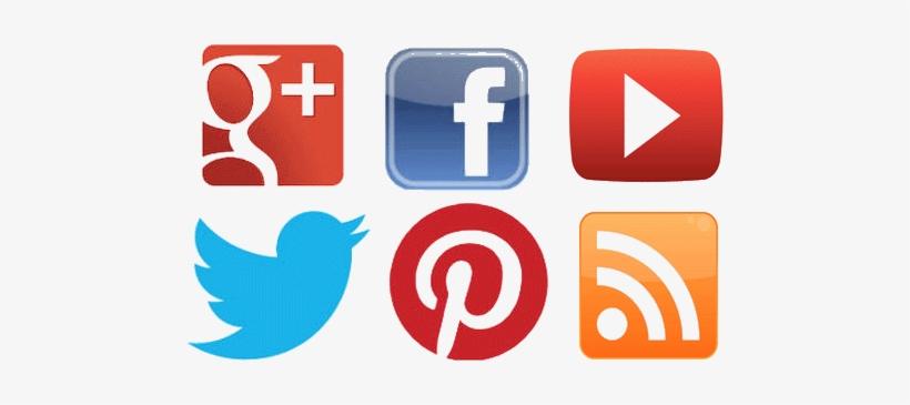 Comparte Esto - - Social Media Icons Facebook Twitter Google+, transparent png #3001729