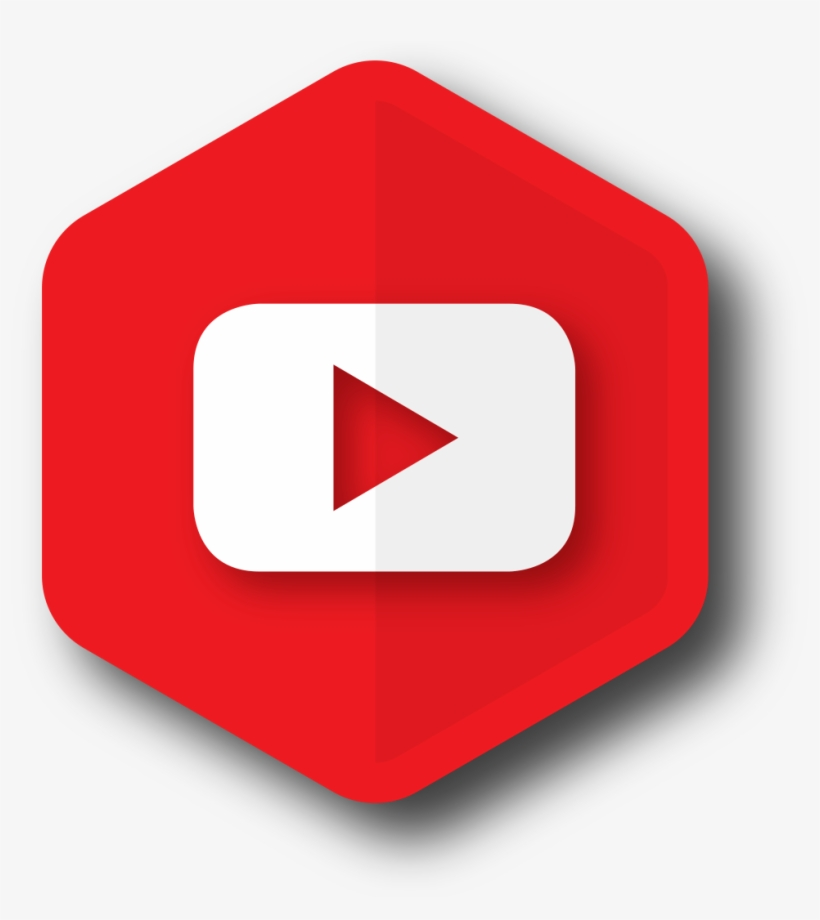 Youtube - Iconos Redes Sociales Png 2018, transparent png #3001832
