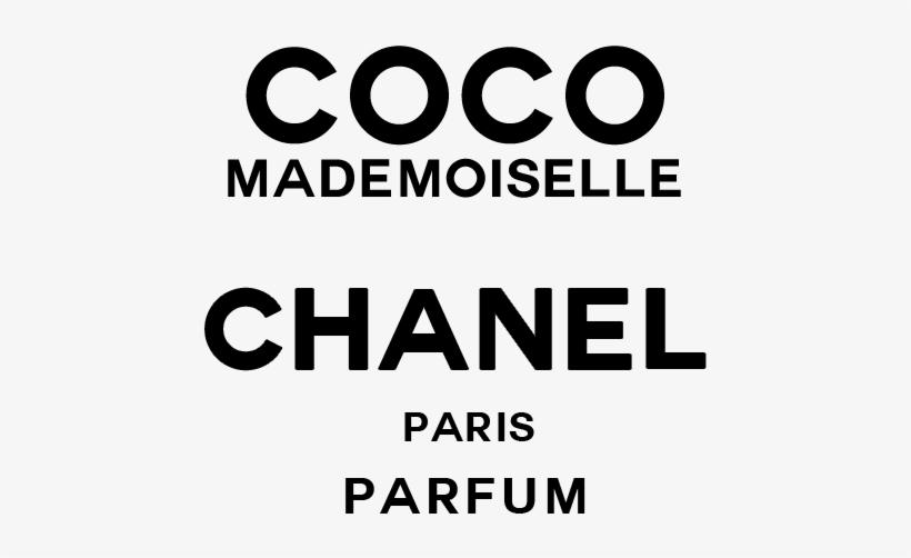 Coco Chanel Perfume Label Logo Da Chanel Perfume Free