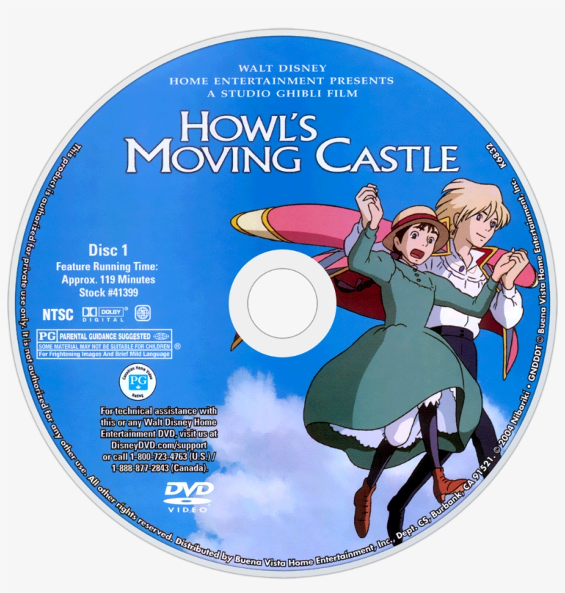 Howl'-s Moving Castle Wallpaper Download Free Beautiful