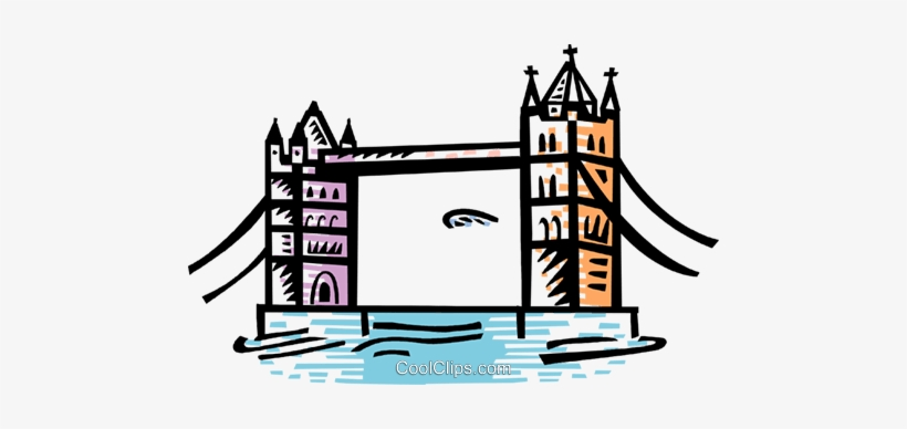Tower Bridge Clipart Free Transparent Png Download Pngkey