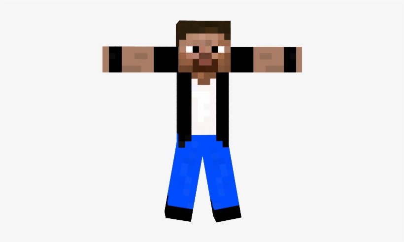 Minecraft Steve Costume Template Minecraft Steve Classic Child Costume Free Transparent Png Download Pngkey