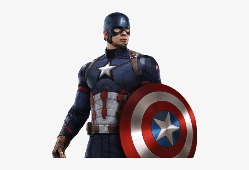 Captain America Civil War Cap Icon - Captain America Civil War Design, transparent png #3008800