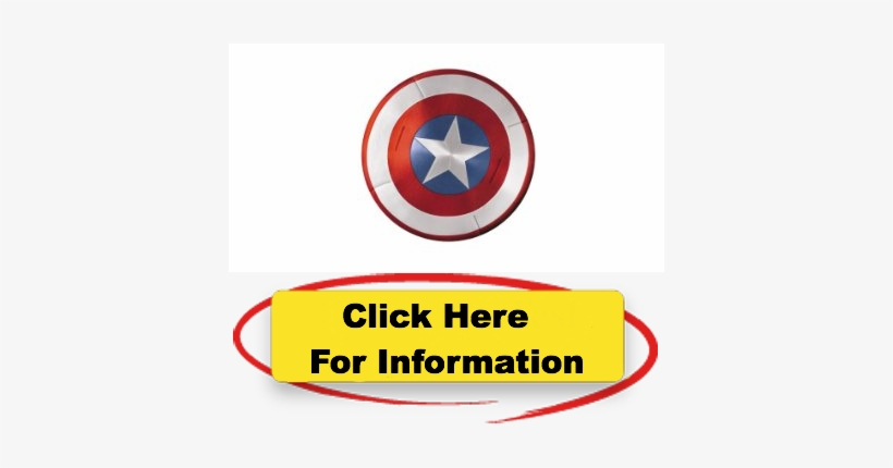 Disguise Marvel Captain America The Winter Soldier - Get Instant Access Button, transparent png #3008862