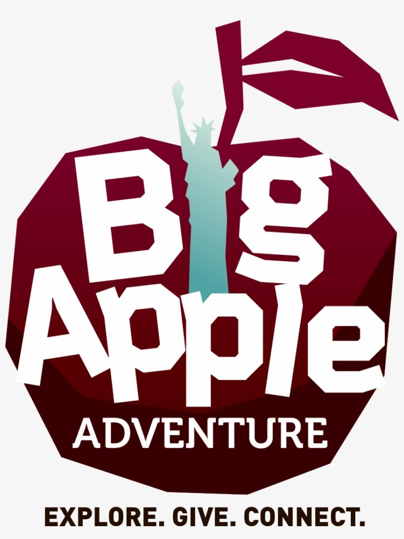 Big Apple Logo - Big Apple Adventure, transparent png #3009192