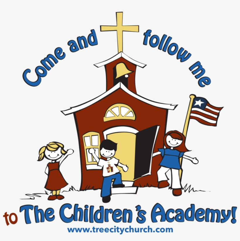Thechildrensacademy - Color - Tree City Church, transparent png #3012943