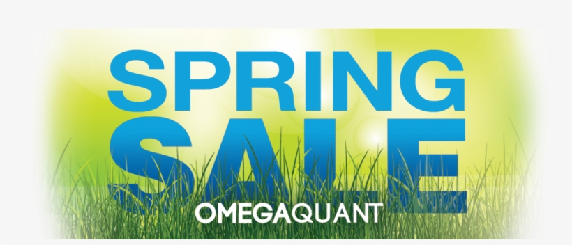 Spring Sale Big Discounts On All Omegaquant Tests Starting - Spring Offers Sale Png, transparent png #3015598