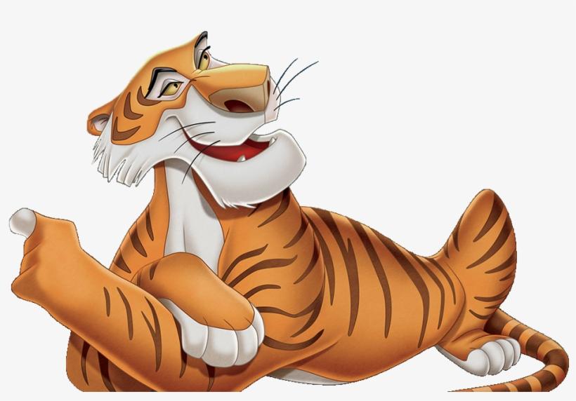Shere Khan - Disney Villains Jungle Book, transparent png #3017027