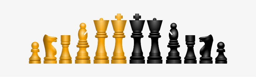 Clipart Chess Piece Free Stock Photo - Chess Set Shower Curtain, transparent png #3017791
