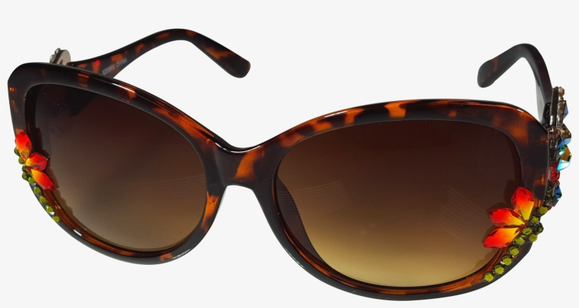Sun With Sunglasses Png - Versace Glasses Png, transparent png #3020307