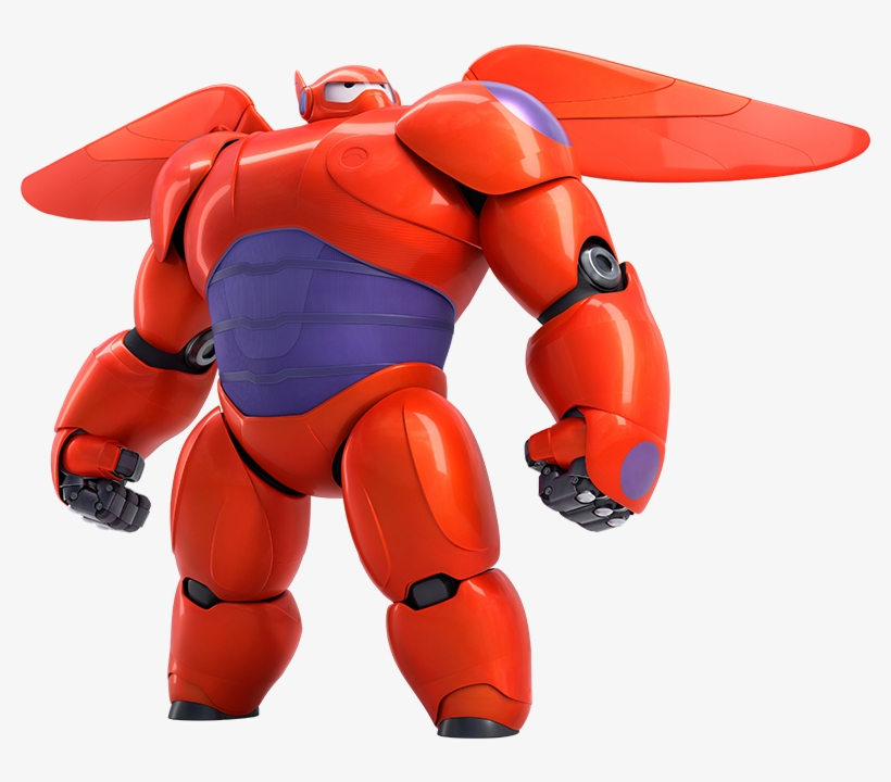 Baymax - Big Hero 6 Baymax Suit, transparent png #3020479