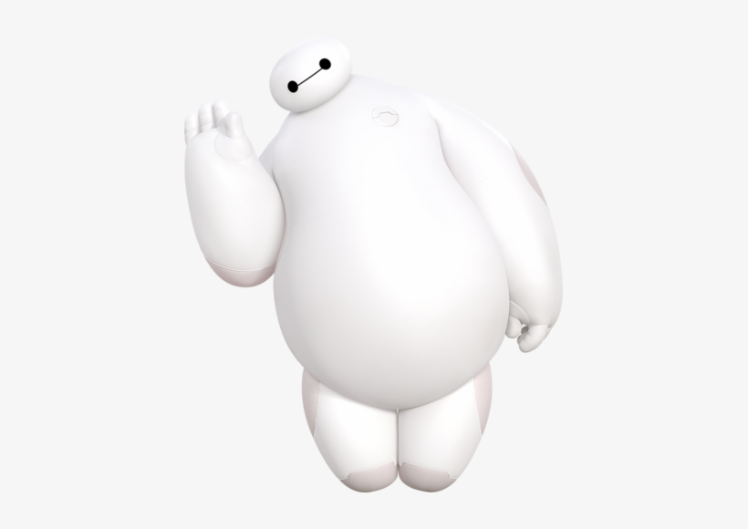 Baymax Png - Big Hero 6 Characters Baymax, transparent png #3020496