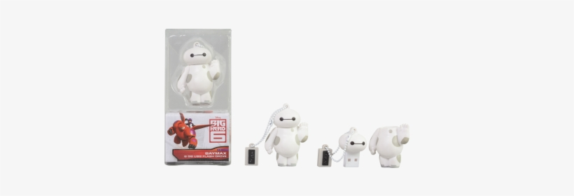 Tribe Pixar Baymax 8gb 1 - Big Hero 6 Memory Stick 224898, transparent png #3020852