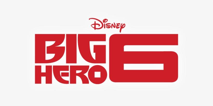 Big Hero 6 Logo Png, transparent png #3021375