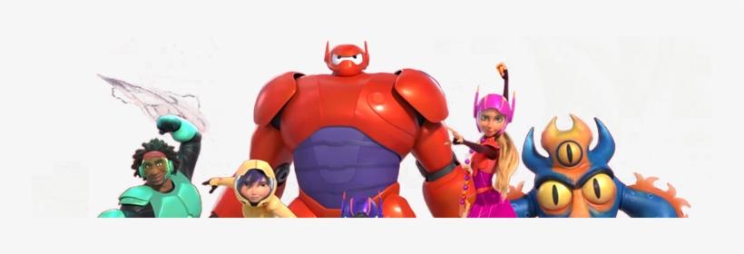 Big Hero - Big Hero 6 Disney Magic Kingdoms, transparent png #3021496