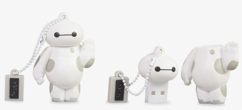 Chiavetta Usb Tribe Baymax - Big Hero 6, transparent png #3021577