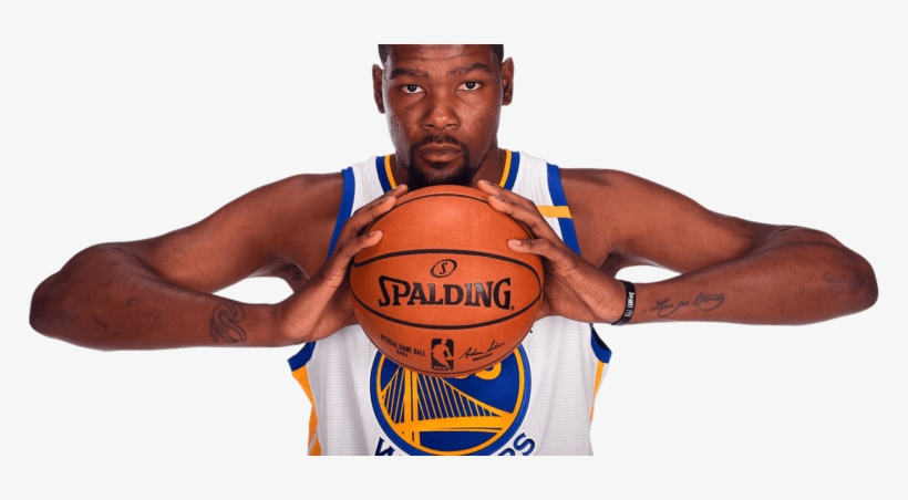 Kevin Durant Blasts So-called Beef With Russell Westbrook - Kevin Durant With Ball, transparent png #3022538