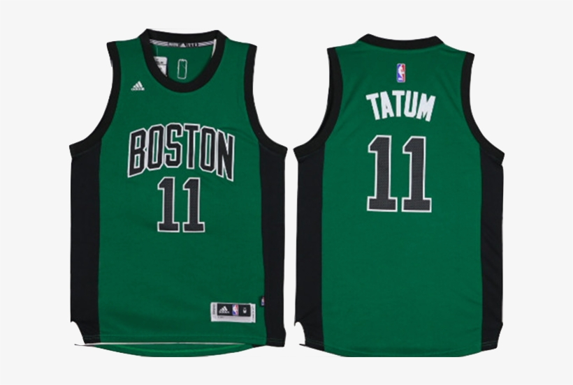 Boston Celtics Jersey Boston Celtics Jayson Tatum 11 Swingman Basketball Free Transparent Png Download Pngkey