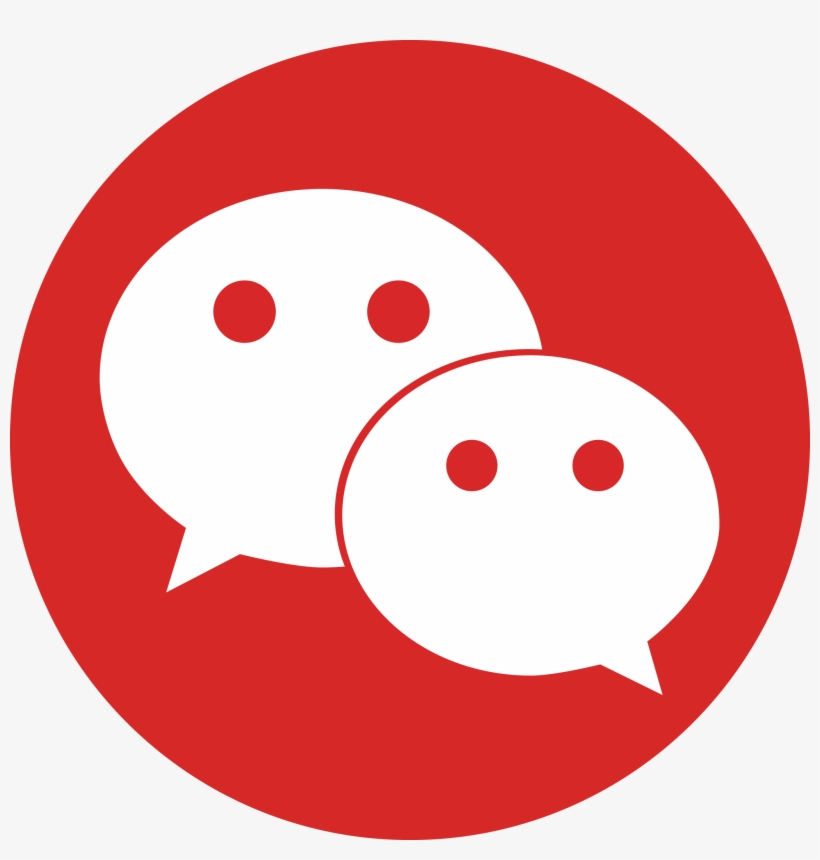 Wechat Red Logo Png - Free Transparent PNG Download - PNGkey
