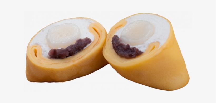 Hokkaido Adzuki Bean White Ball Crepe ☆30 Limited Sale - Vegetable, transparent png #3026339