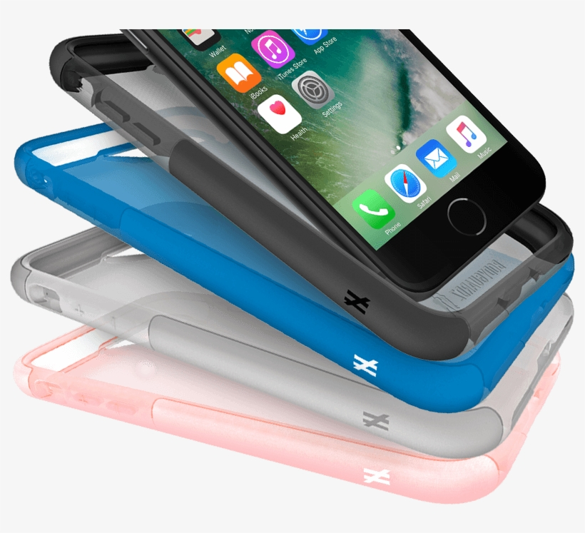 Ace Pro® Case - Apple Iphone 7 / Iphone 8 Otterbox Defender Case -, transparent png #3026691