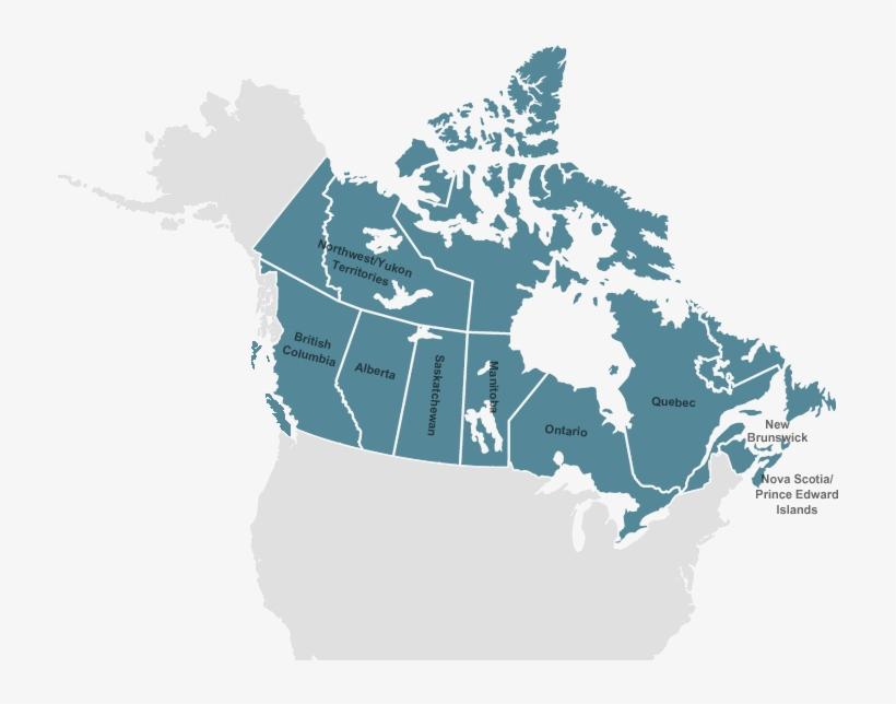 Map Of Canada Free.Top 10 Punto Medio Noticias Canada Map Vector Png