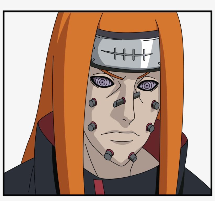 Human Path - Long Hair Pain Naruto, transparent png #3029698