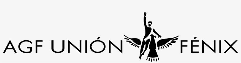 Agf Union Fenix Logo Png Transparent - La Unión Y El Fénix, transparent png #3031212