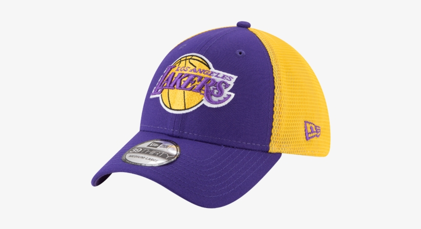 Buy Online 5e743 6d245 Los Angeles Lakers 39thirty - Los Angeles Lakers New Era Nba Team Classic 39thirty, transparent png #3032739