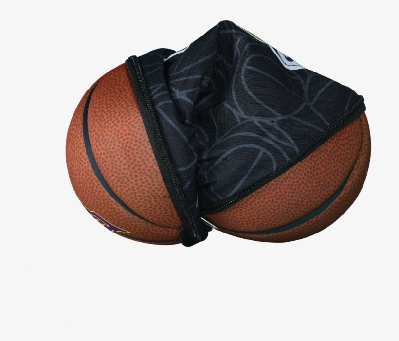 La Lakers Basketball To Lunch Bag - Los Angeles, transparent png #3032795