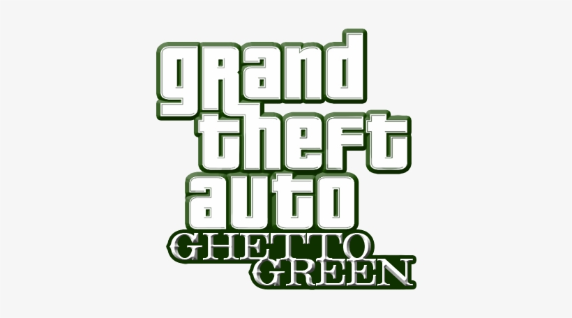 New Ghettogreen Logo - Logo Gta Online Png, transparent png #3035439
