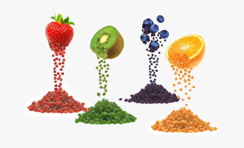 Taura Natural Ingredients Fruits Flavors - Natural Ingredients For Food, transparent png #3041302
