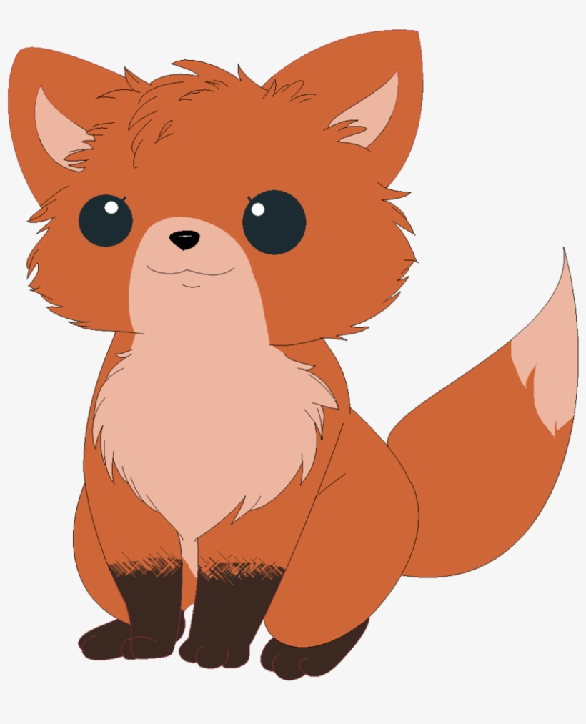 Baby Fox Png Photo - Baby Fox Png, transparent png #3042158