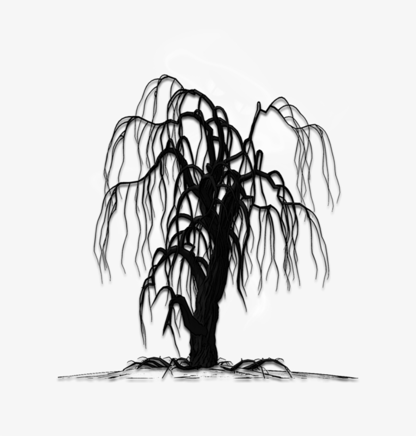 Halloween Dark Tree - Evive Designs The Old Tree Wall Art Print: 80l X 11w, transparent png #3042464
