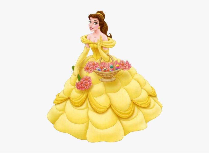 Disneyprincess5 - Disney Princess Belle, transparent png #3043843