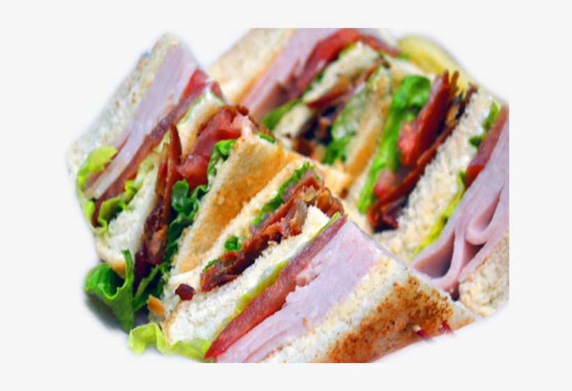 Turkey Club Sandwich - Club Sandwich Png Hd, transparent png #3045399