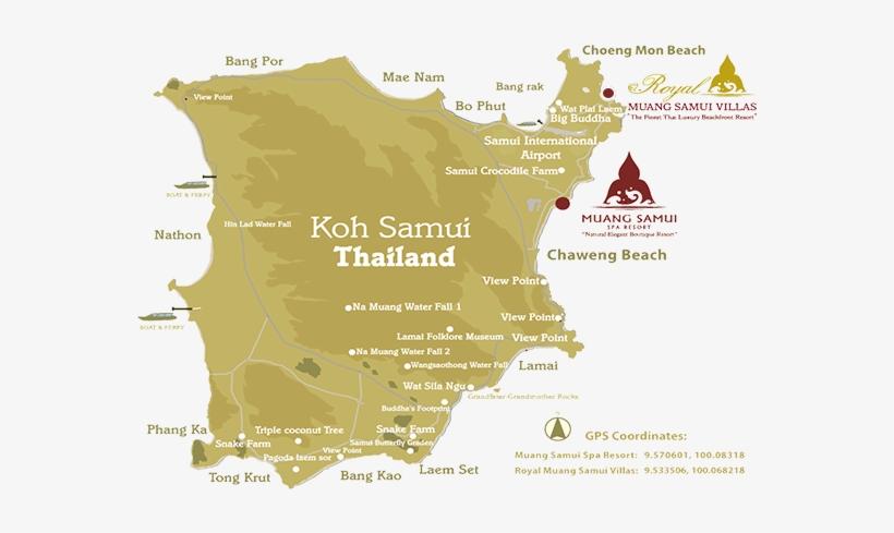 Muang Samui Spa Resort - Royal Muang Samui Spa Resort, transparent png #3046391